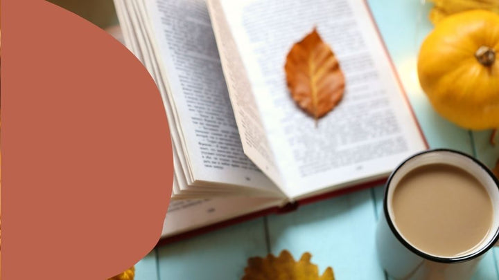 Books to Read that have Pumpkin Spice Vibes