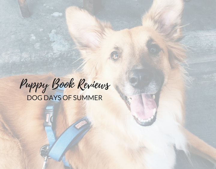 Puppy Book Reviews: Dog Days of Summer