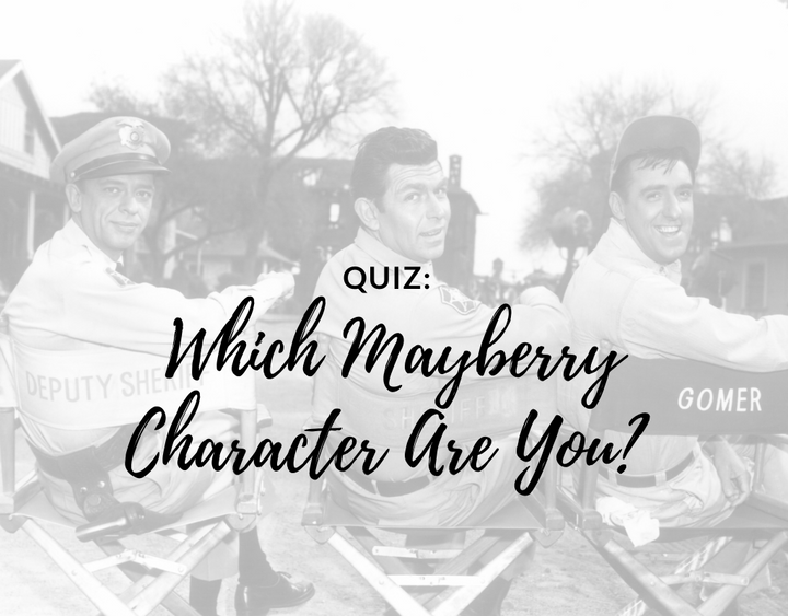 andy griffith show mayberry quiz
