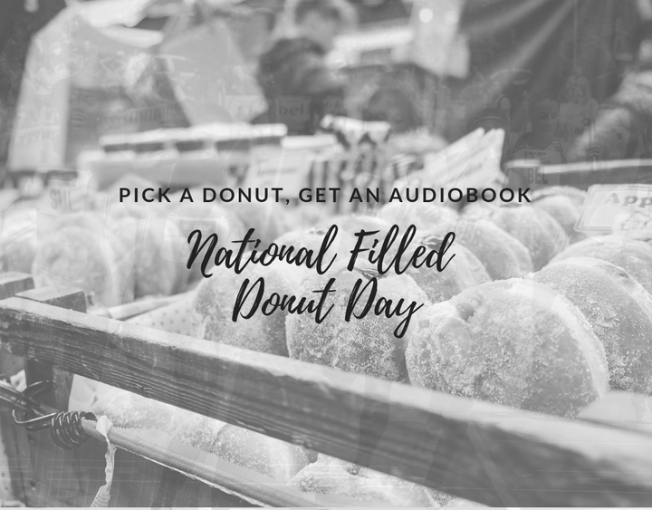 National Filled Donut Day