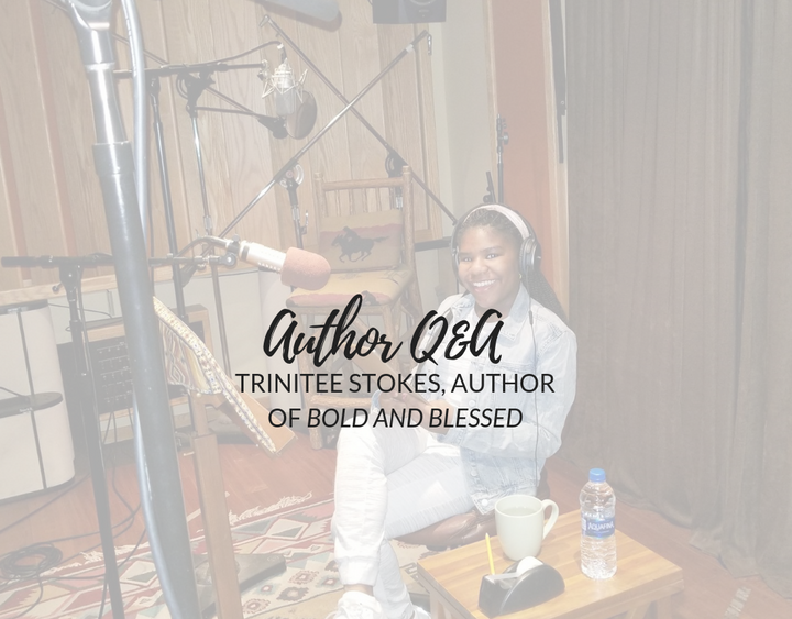 Author Q&A: KC Undercover's Trinitee Stokes, author of Bold and Blessed