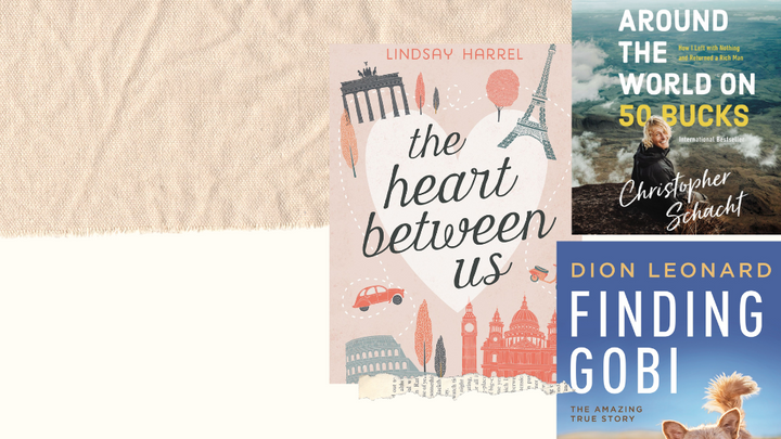 Wanderlust Books for When You Can't Wander