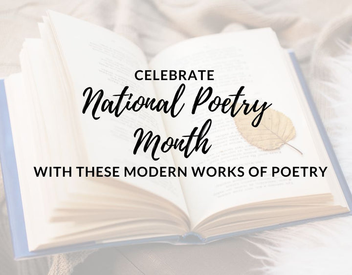 national poetry month modern poets