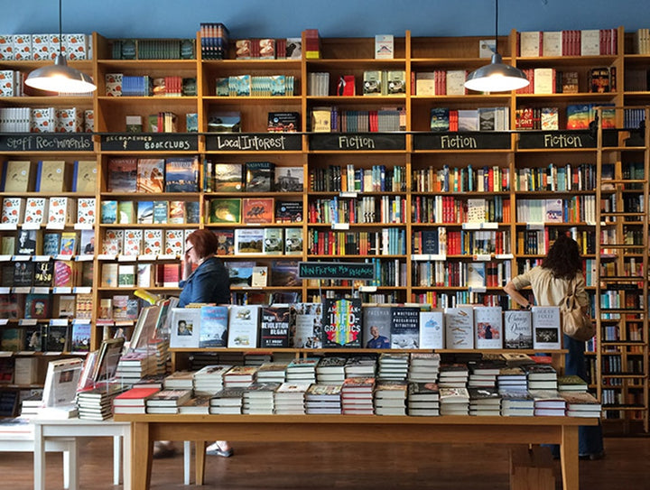 The Case for Independent Bookstores