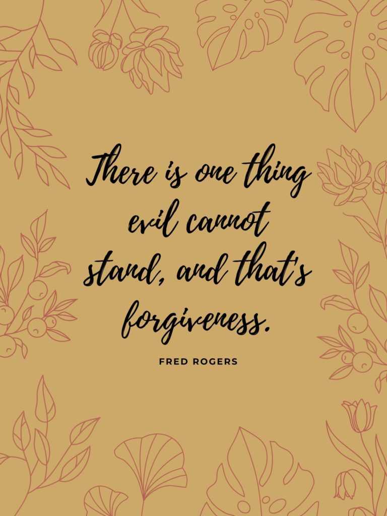 Mister rogers quote poster 4
