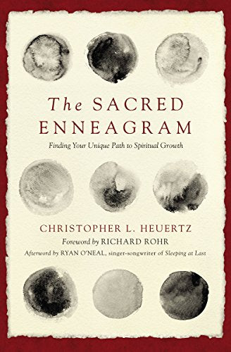 personality test, the sacred enneagram, book recommendations based on enneagram, book for every enneagram type, enneagram books