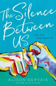 The silence between us book expo bookcon recap