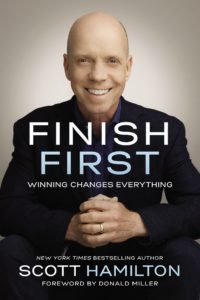 Finish First National Ice Cream Day Celebrity Memoirs