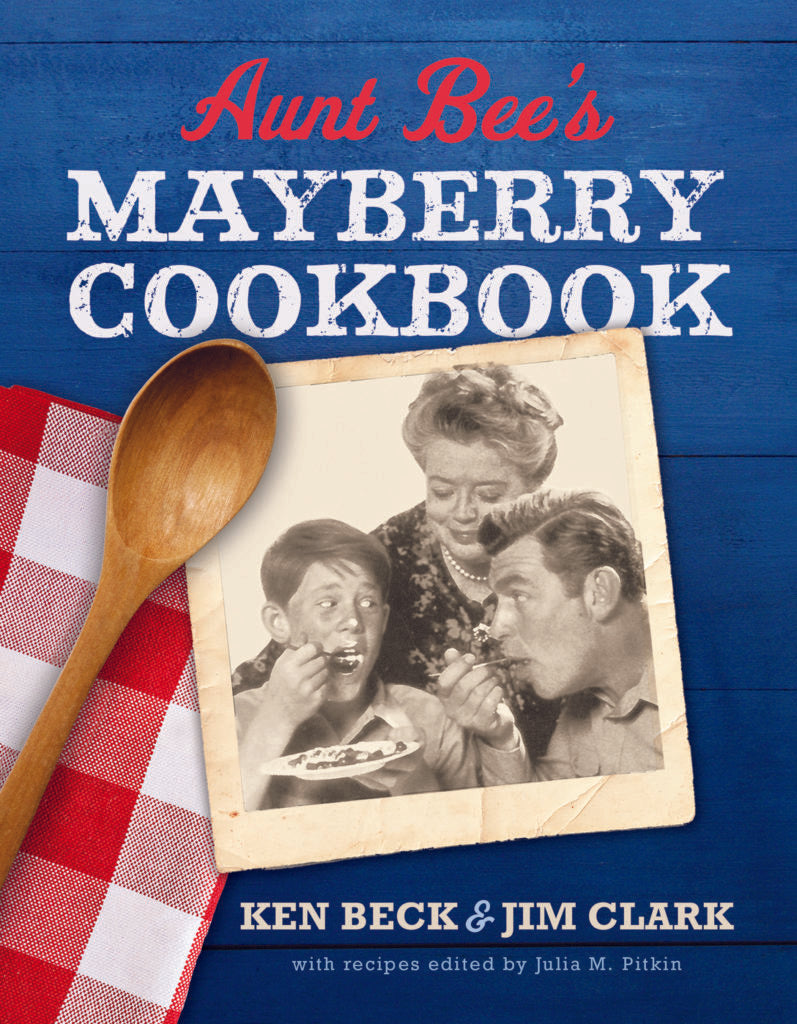 Aunt Bee's Mayberry Cookbook pumpkin spice recipes