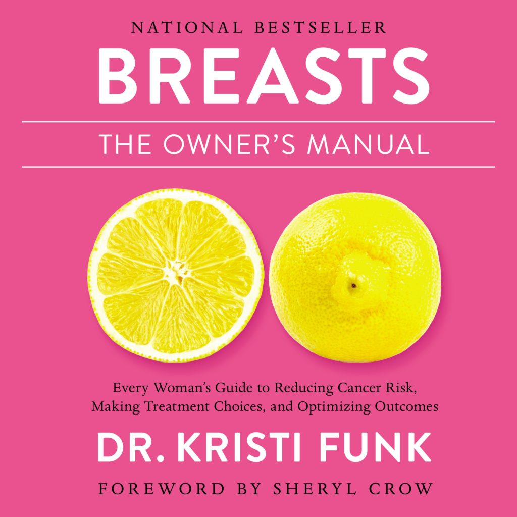 breast cancer awareness breasts the owner's manual