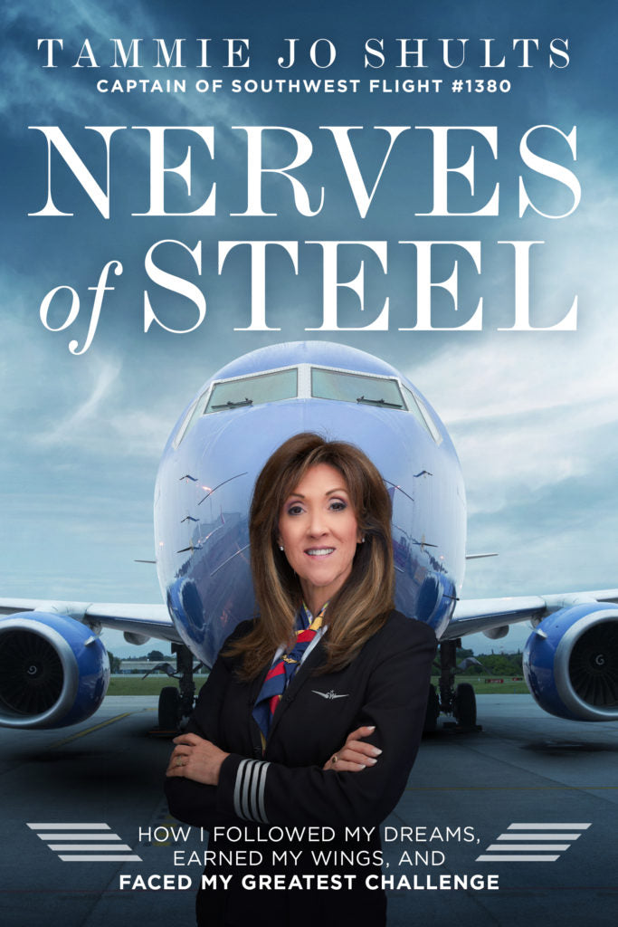 inspirational women nerves of steel tammie jo shults