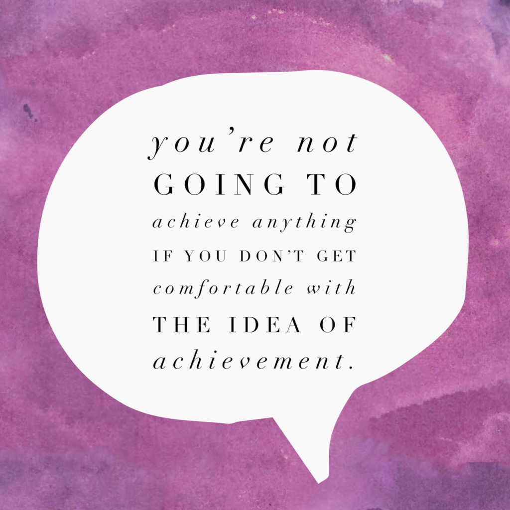 Rachel Hollis Girl Stop Apologizing Motivational Post Achievement