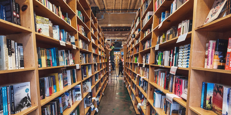 powells independent bookstores