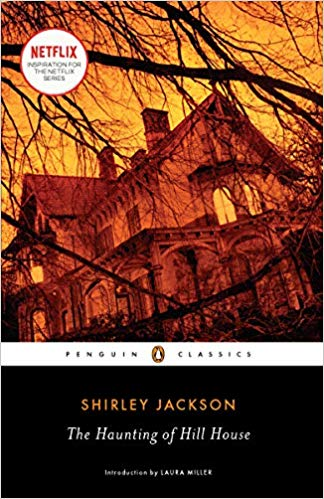 haunting of hill house spooky books for halloween