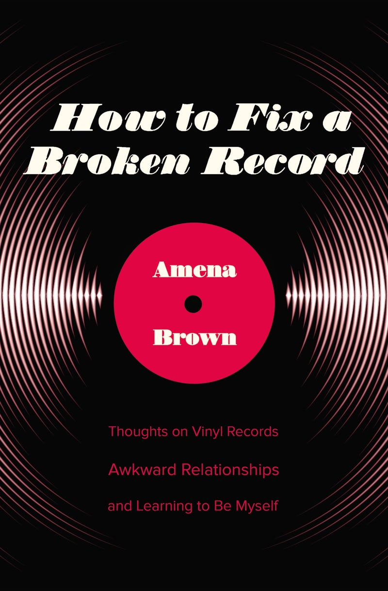 national poetry month how to fix a broken record