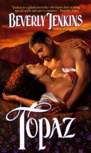 romance reviews, topaz, beverly jenkins