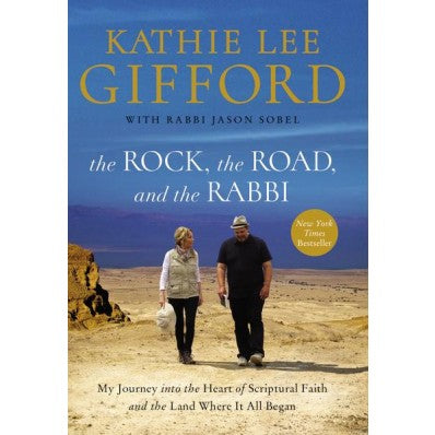 rock road rabbi kathie lee gifford world traveler
