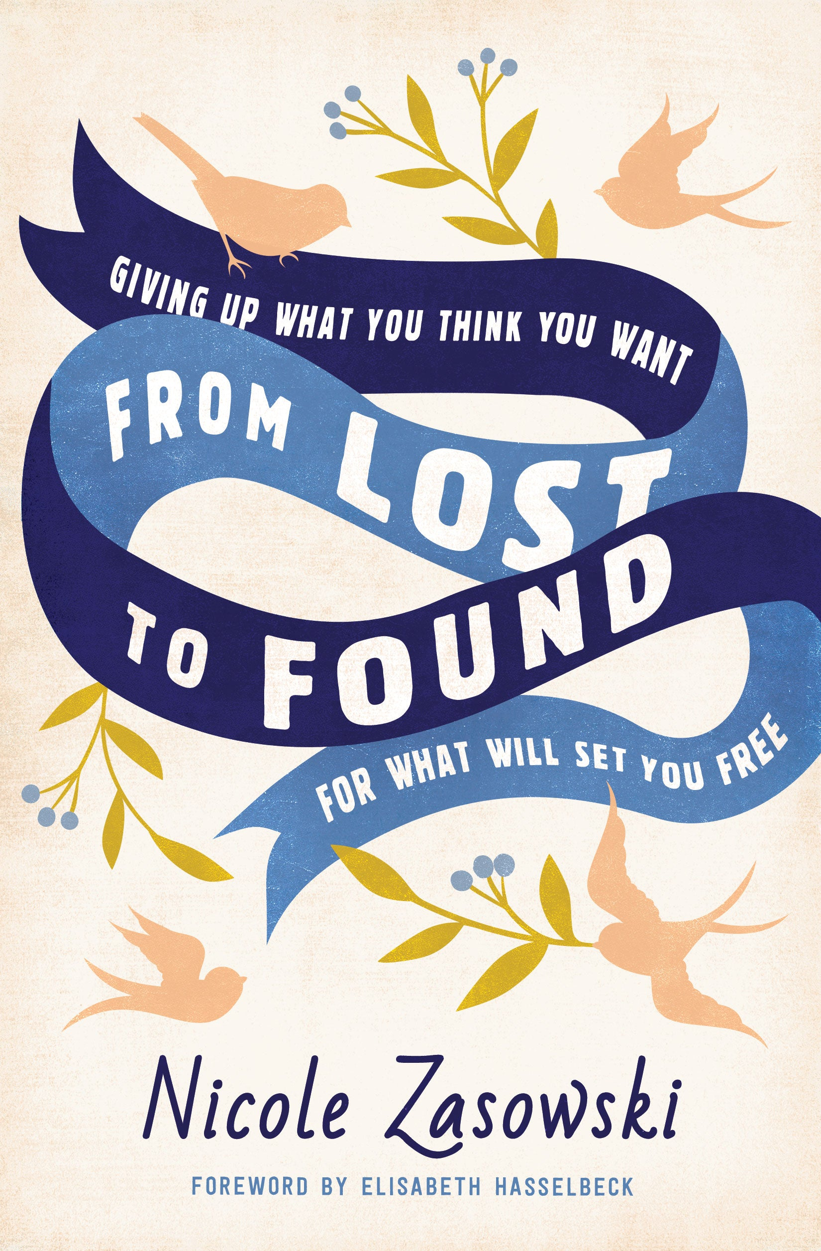 from lost to found book cover january book release
