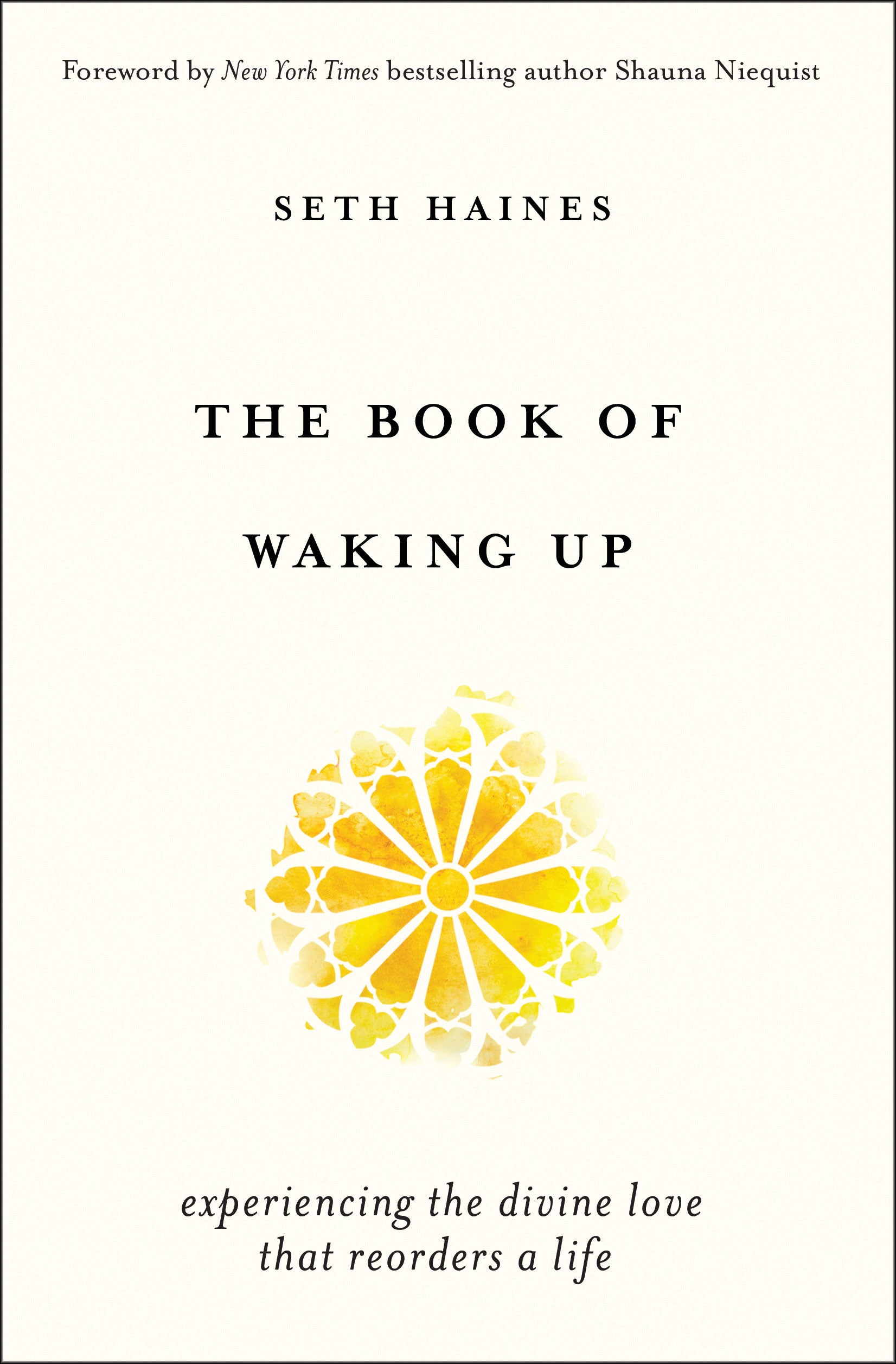 the book of waking up book cover january book release