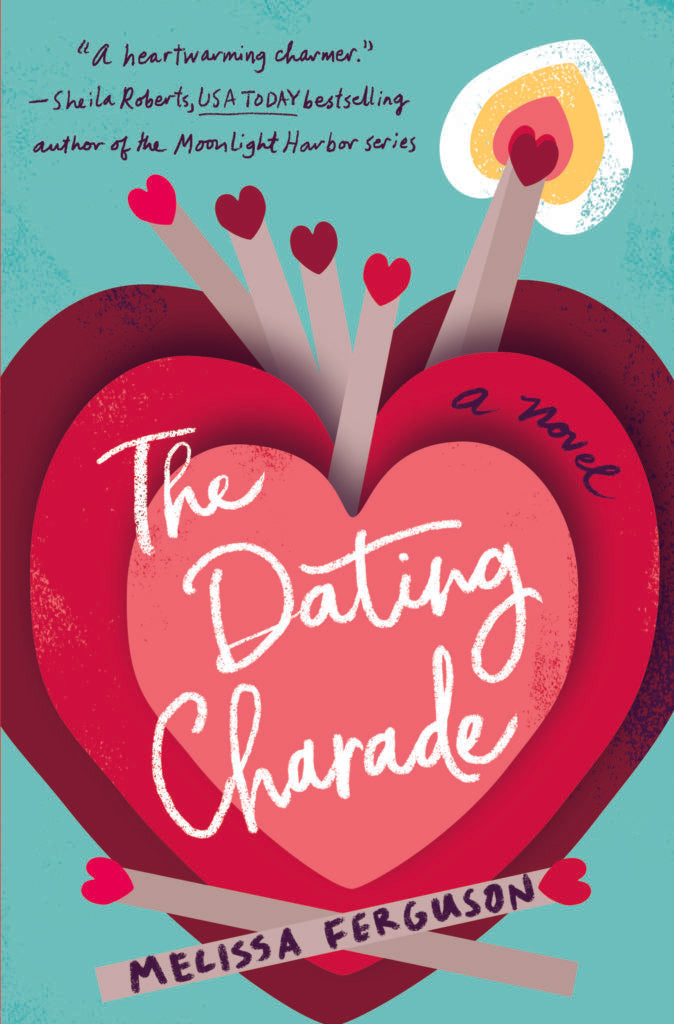 The Dating Charade Melissa Ferguson December Book Releases
