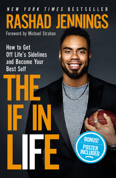 The IF in Life by Rashad Jennings