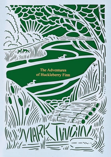 THE ADVENTURES OF HUCKLEBERRY FINN (SEASONS EDITION -- SUMMER) by Mark Twain