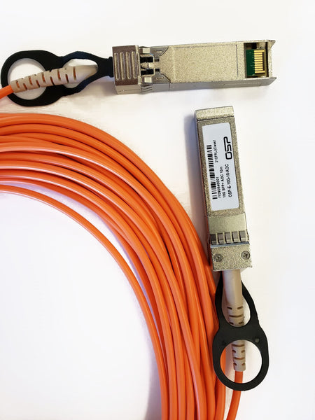 100 Gbps QSFP28 AOC (Active Optical Cable) 2 meters