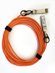 100 Gbps QSFP28 AOC (Active Optical Cable) 10 meters