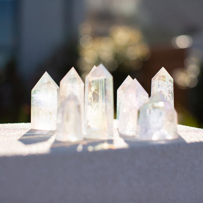 Crystals During Covid-19