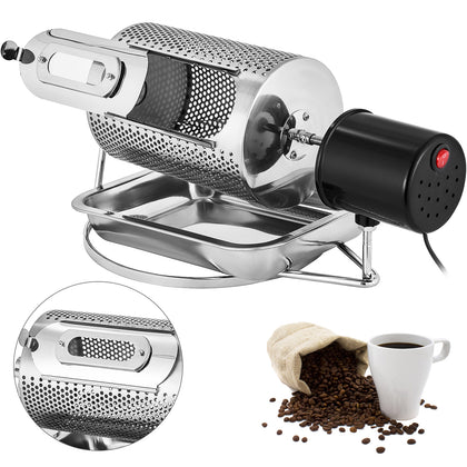 Stainless Steel Coffee Bean Roasting Machine