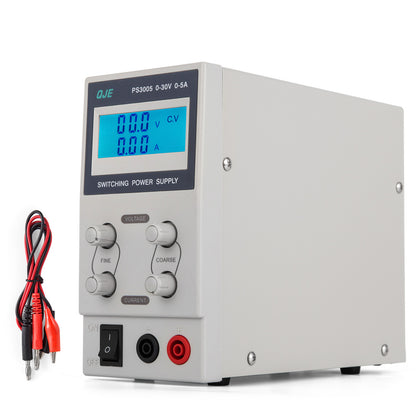 30v,5a Fuente Alimentacion Regulable Con Display Digital