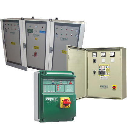 Electric Panels Control and Monitoring