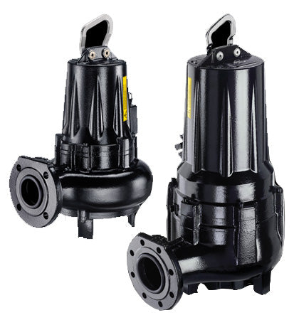 K+ DN 65 ÷ 200 K+ Electrical Submersible Pumps DN 65 ÷ 200