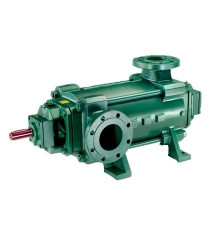 PM High Pressure Multistage Horizontal Pumps
