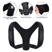 Adjustable  Brace Support Belt