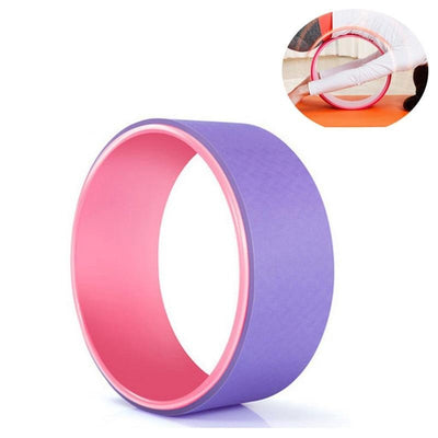 TPE Yoga Fitness Roller Wheel