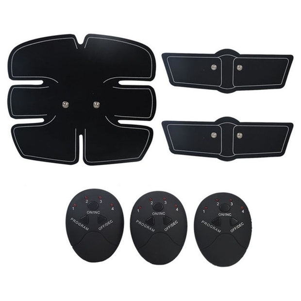Abdominal Muscle Stimulator Hip Trainer