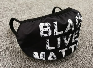 Black Lives Matter Super Breathable Face Cover