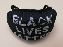 Load image into Gallery viewer, Black Lives Matter Super Breathable Face Cover