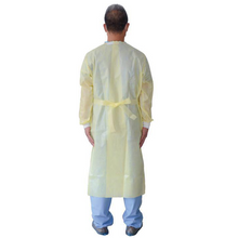 Load image into Gallery viewer, AAMI Level 1 Isolation Gowns (80 Gowns)