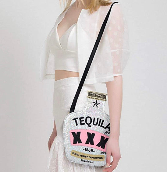 Only Tequila We Can Have Bag