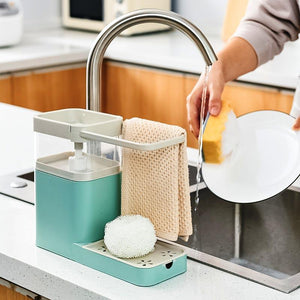 Multi-functional Soap Dispenser - NOVOTRENDZ