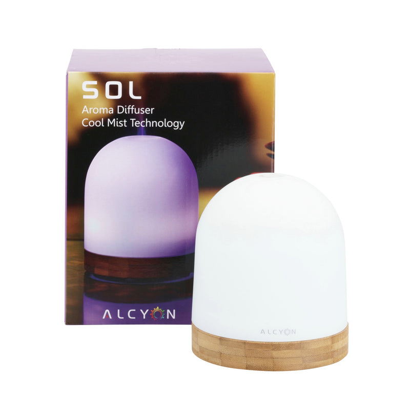 SOL Bamboo Glass Diffuser