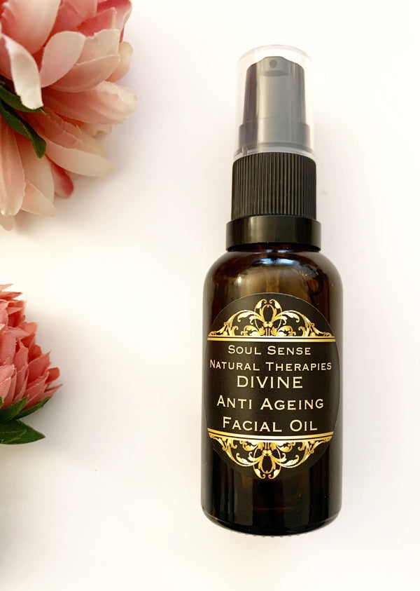 Anti Ageing 'Divine' Facial Oil