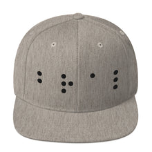 Load image into Gallery viewer, DOTS Snapback Hat