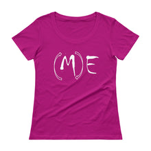 Load image into Gallery viewer, ME/WE Scoopneck T-Shirt - Women