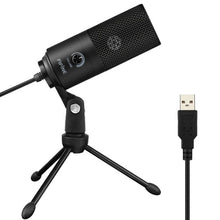 Load image into Gallery viewer, Fifine Metal USB Condenser Recording Microphone