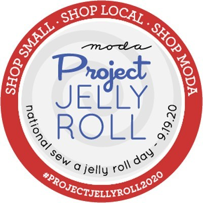 National Sew a Jelly Roll Day (#NSAJRD)