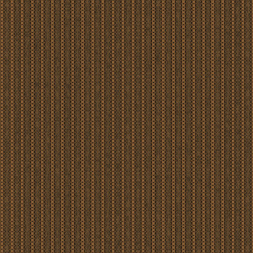 Barndance Brown Stripe - Blank Quilting