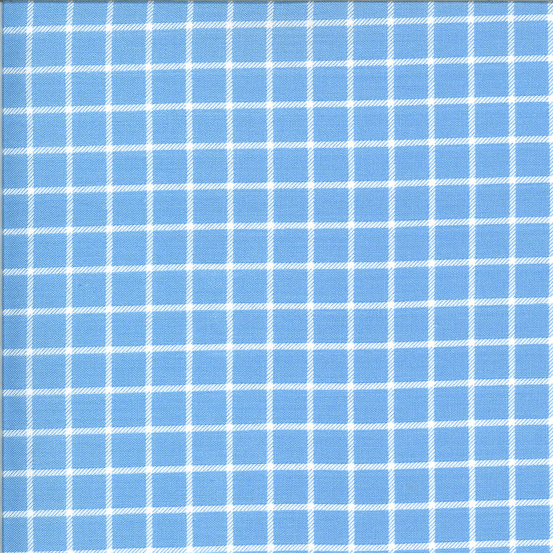 On The Farm - Country Checker Blue - Stacy Iest Hsu
